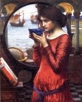 'Destiny' by John William Waterhouse (1900)