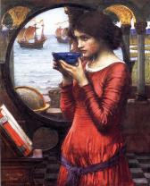 'Destiny' by John William Waterhouse (1900)