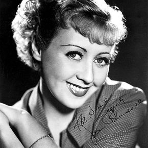 ★ Silver Screen Stars: Joan Blondell
