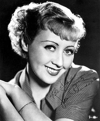 Joan Blondell - 1936