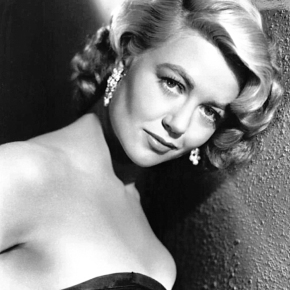 ★ Silver Screen Stars: Dorothy Malone