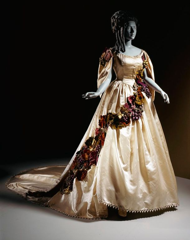 Gown for the Comtesse di Castiglione (LACMA)