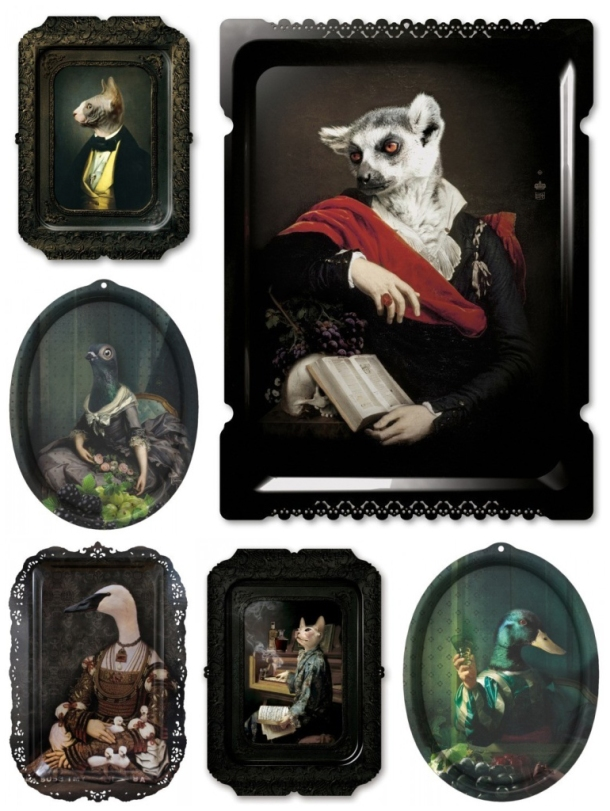 ibride Galerie de Portraits by Amara