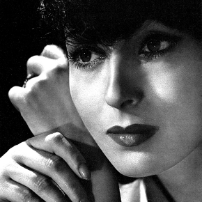 ★ Silver Screen Stars: Luise Rainer