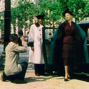 ★ Rare Footage of 1950s Fashions inParis