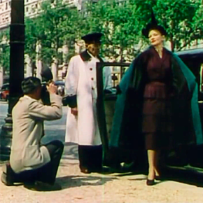 ★ Rare Footage of 1950s Fashions in Paris
