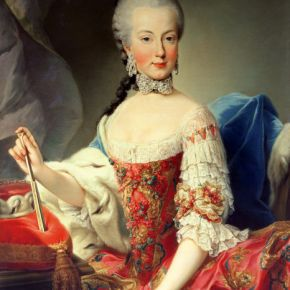 ★ Maria Amalia of Austria by vanMeytens
