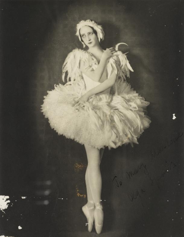 Olga Spessiva in 'Swan Lake' (1934)