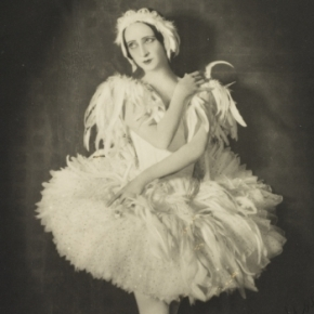 ★ Olga Spessiva in Swan Lake, 1934