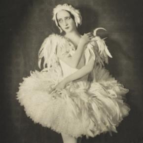 ★ Olga Spessiva in Swan Lake,1934