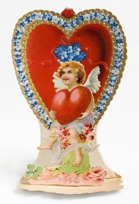 Valentines Card, c.1920s