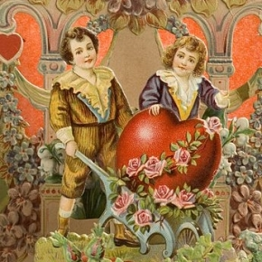 ♥ 'A Love for the Ages' – VintageValentines