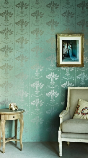 'Lucky Charms' Wallpaper by Barneby Gates