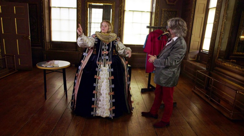 Tales from the Royal Wardrobe with Lucy Worsley