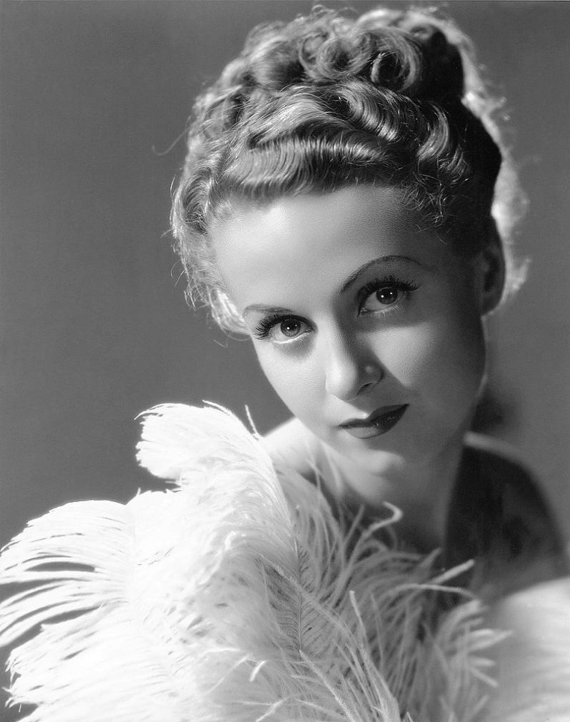 Danielle Darrieux in 'The Rage of Paris' (1938)