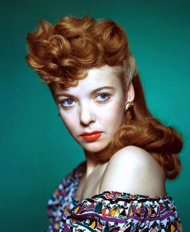 Ida Lupino c.1940s by Everett