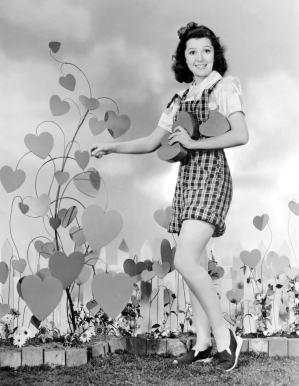 Ann Rutherford 1940s