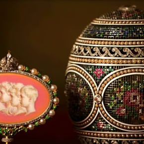 ★ The World's Most Beautiful Eggs: The Genius of Faberge