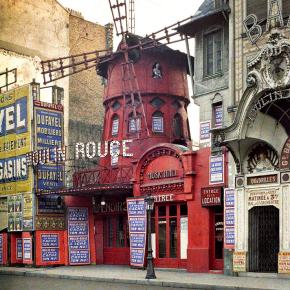 ★ Le Moulin Rouge by Stephane Passet(1914)