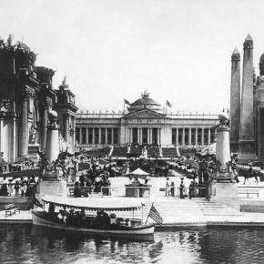 ★ View of the St. Louis World's Fair (1904)