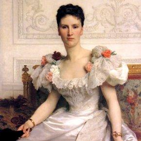 ★ 'La Comtesse de Cambacérès' by Bouguereau(1895)