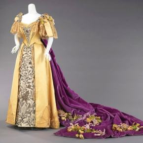 ★ Court Presentation Ensemble (1896)